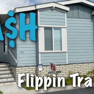 Learn How to Flip Mobile Homes for Sale & Manufactured Homes. Flippin Trailers Part 3/3. New Homes.