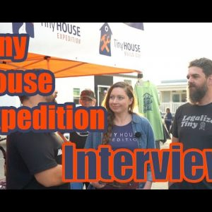 Tiny House Expedition Interview. Find out What Inspired the YouTube Channel.