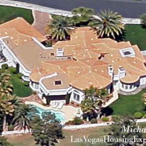 Custom Spanish Trails on Golf Course, Las Vegas Housing Experts, Michael Parks