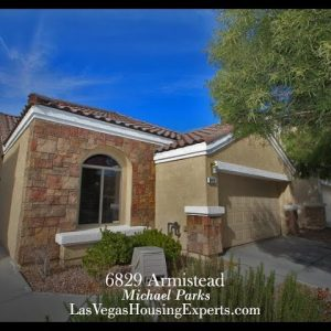 Single Story Home in Centennial area, Las Vegas Housing Experts, Michael Parks