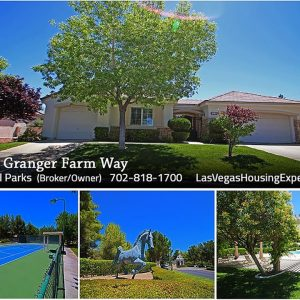1012 Granger Farm Way video Las Vegas Housing Experts, Michael Parks