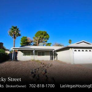 1473 Lucky Street video Las Vegas Housing Experts