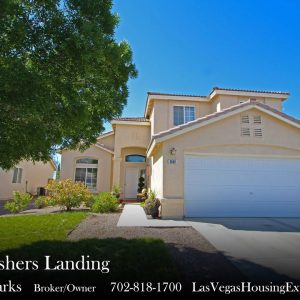 3509 Fishers Landing video Las Vegas Housing Experts