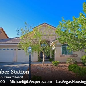 5820 Amber Station video Las Vegas Housing Experts, Michael Parks