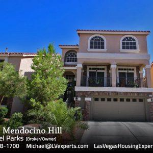 5855 Mendocino Hill video Las Vegas Housing Experts, Michael Parks