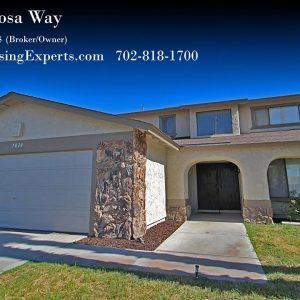 7020 Alamosa Way Video Las Vegas Housing Experts Michael Parks
