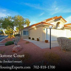 7806 Oakstone Ct video tour Las Vegas Housing Experts