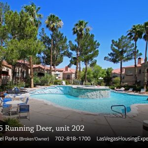 8425 Running Deer video Las Vegas Housing Experts Michael Parks
