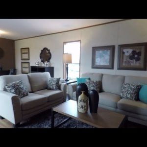 Awesome Tiny Home Tour. Mobile Home Tour
