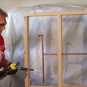 Basic Plumbing - Soldering Pipe