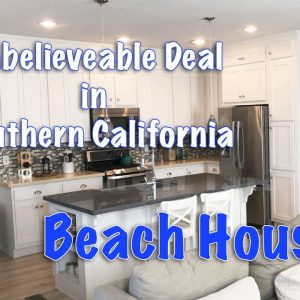 Beach House for Sale. Home Tour. Manufactured Homes.