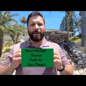 Best Mobile Home Parks in San Marcos, California.Palomar Estates West