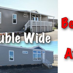 Better Than a Tiny Home Tour. Mobile Home Tour