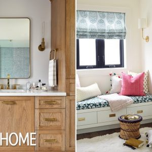 Chic Bedroom & Bathroom Makeover