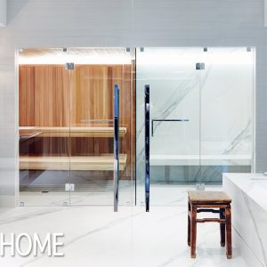 Explore A Spa-Like Space In This Luxury Showhome