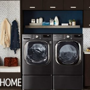 Explore LG's Connected Appliances & ThinQ App!