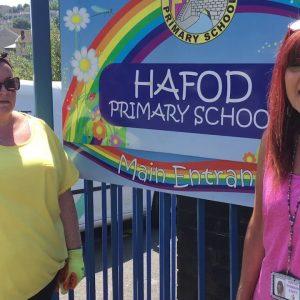 Hafod Primary School DIYSOS