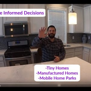 Information on Tiny Homes, Manufactured Homes, Modular Homes and Mobile Home Parks. lifestyle.