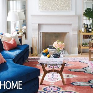 House Tour: Dreamy Custom Home's Main Floor (Part 1)