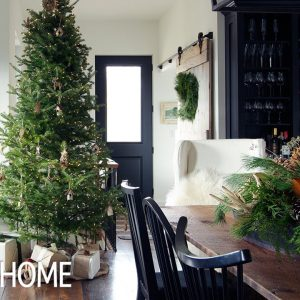 House Tour | Simple Christmas Decor Ideas