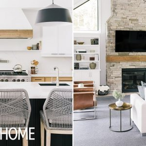 House Tour: Stunning Luxury Modern Country Home