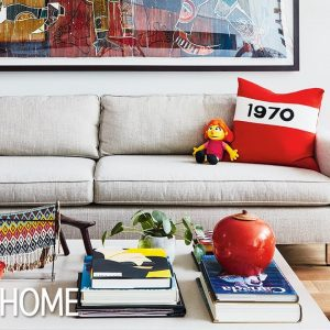 House Tour: This Cheerful Home Sparks Joy!