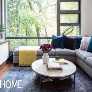 House Tour | This Home Addition Feels Like A Modern Treehouse