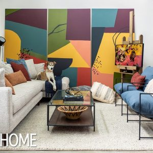 How To Add Color To A Rental Loft