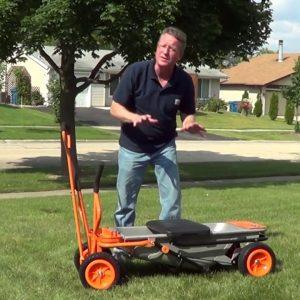 How to Assemble the Worx Aerocart Wagon Kit