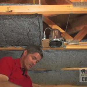 How To Install - Insulation In Walls & Ceilings