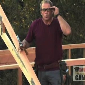 How to Install Trusses - Installation Continued