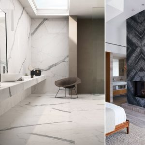 How To Make A Statement With Stone In Your Home