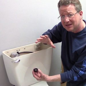 How to Replace a Toilet Fill Valve - Korky Fill Valve
