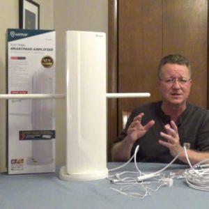 Indoor or Outdoor HDTV Antenna - Digital Antenna