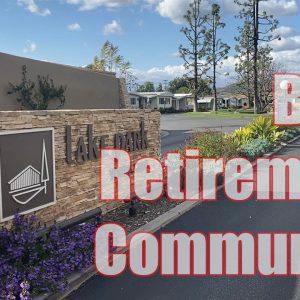 Senior Living Retirement Communities in Orange County. Lake Park. Mobile Home Park.