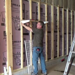 Installing a Hyloft Wall Storage System - Garage Shelving