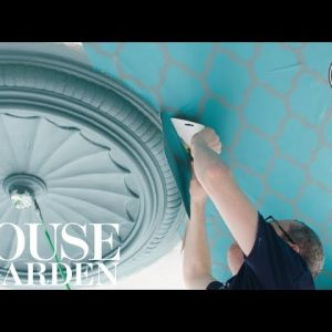Look Up: Creating a statement ceiling | Farrow & Ball | House & Garden