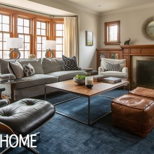 Makeover: A Tudor Home Gets A Refresh