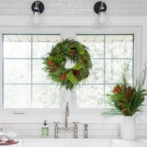 Makeover   A Winter-White Home Perfect For Holiday Entertaining
