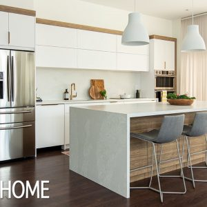 Makeover: Cool Condo Kitchen With Plenty Of Storage