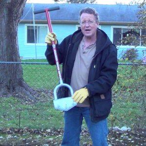 Manual Lawn Edger - Garden Edger