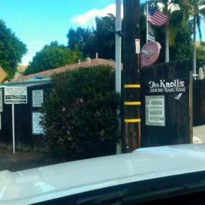 El Cajon Mobile Home Park Drive Through. All Age Community Great for Your Family
