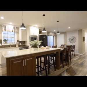 Mobile Home Tour. Built by Champion Home Builders.