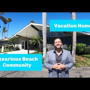 Luxurious Beach Community in Carlsbad,California. New Vacation Homes Available. Lots Have Ocean View