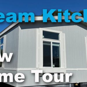 New Home Tour with Dream Kitchen