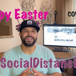 Safe Social Distancing. Happy Easter Greetings! Tiny Homes. Mobile Home Masters.