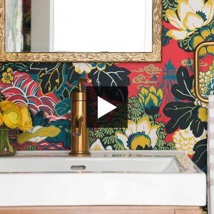 Our 5 Favorite Powder Rooms