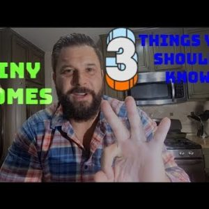 3 Things you should know about TINY HOMES  Part 2. Tiny Houses are expensive. Park Models are better