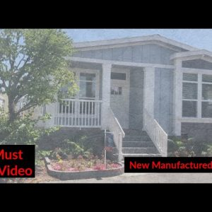 New Manufactured Home for Sale in Retirement Living Community.Best Senior Community