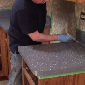 Refinish a Countertop - Beyond Paint